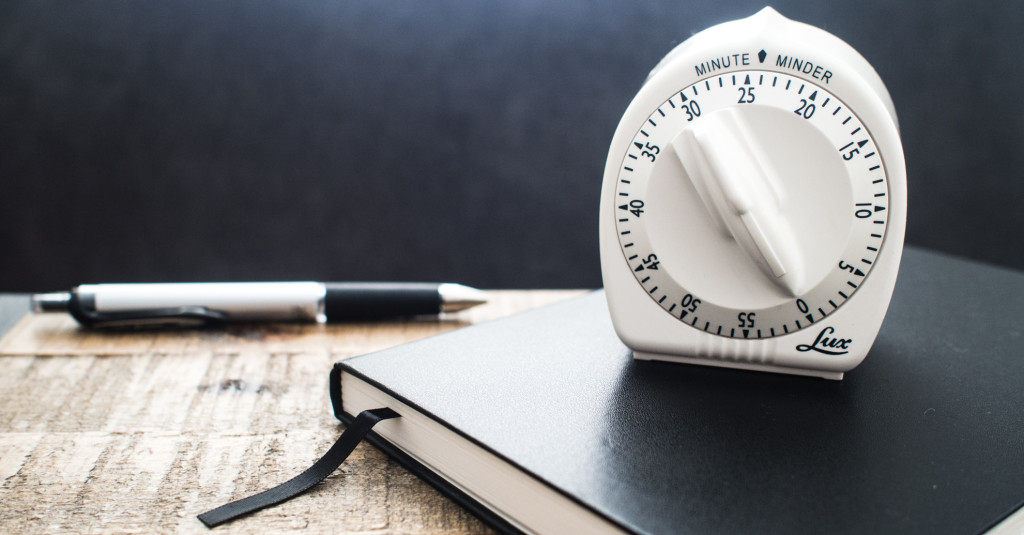 Pomodoro Technique for Writing Time Management | DerekRalston.Com | Photo by Carla Gabriel Garcia